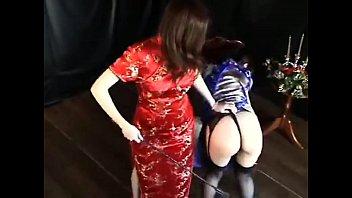 077 China Girl punishment