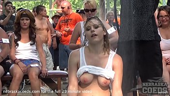 nude festival amateur wet t contest