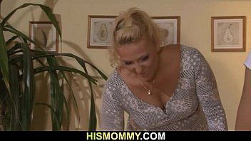 Guy Sees Mom Toying His Girlfriend