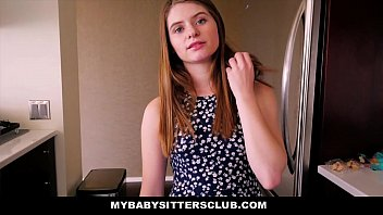 MyBabysittersClub - Troublemaking Babysitter (Alice March) Fucked or Fired 12 min