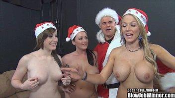 Big Boob Christmas Blow Job Winner Porn Stars thumbnail