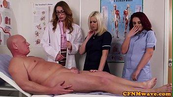 British nurses cocksucking naked submissive