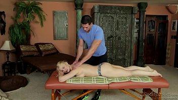 Sara Vandella Gets A Hardcore Massage