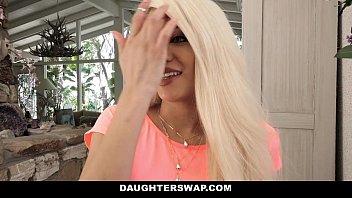 DaughterSwap - Daughters (Elizabeth) (Jenna) Fucked During Sleepover
