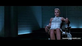 Sharon Stone in Basic Instinct 1992 27秒