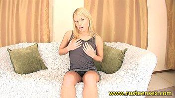 Teen blonde ass fucked 3 min
