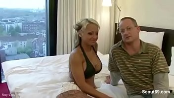 German Teen Cora at real homemade User Date Fuck with Stranger