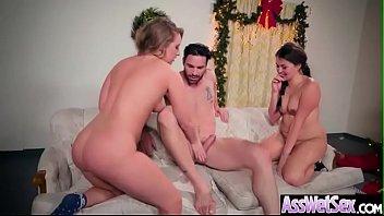 Big Butt Girl (Allie Haze & Harley Jade) Like Deep Anal Intercorse mov-06
