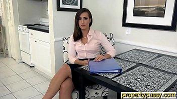Big ass real estate agent Kelsi Monroe loses her job thumbnail