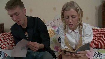 Russian Schoolgirl Wants Anal Sex 24 min