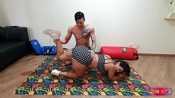 Bruno Hot twice cum big ass Wanessa Boyer 8 min