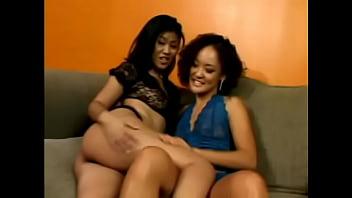 Hot Asian Lesbian Sex