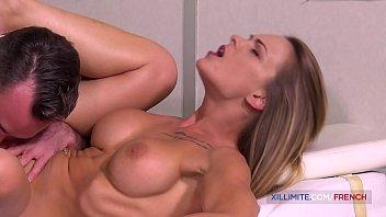 Tiffany Leiddi French babe with big boobs