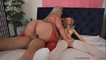 Big Booty BBW Tiffany Star Threesome With Sex Toy Sean Lawless porno izle