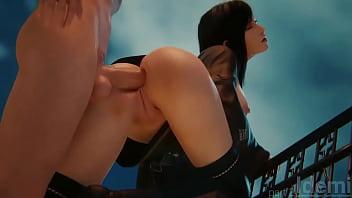 Tifa Lockhart Fucked Hard - Final Fantasy 7