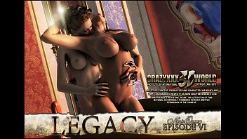 Comic huge xxx - 3d comic: legacy. episode 6