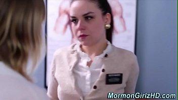 Teen mormon gynecologist