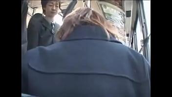 japanese girl groped in bus Vorschaubild