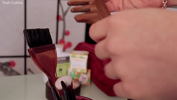ASMR JOI (French with subs) – The Barber Shop.