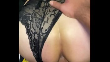 Sexy Hotwifeloves2fuck takes it in the ass and loves it!!