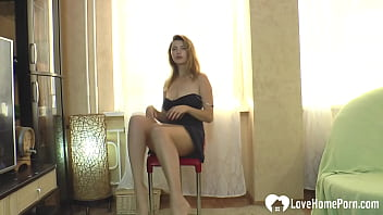 Hot teacher strips off her clothes and teases