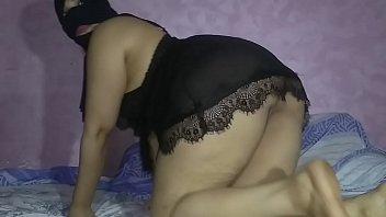 Arab wife pussy creampie