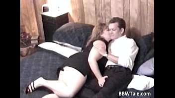 Fat hairy woman Chubby milf takes some cock wildly