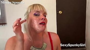 Amazing Amateur Cum Facial & Swallow Cumpilation 11 min