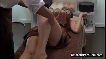 Sex Japanese Massage To Amateur Milf Big Titts