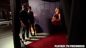 Couple Makes First Porn With Playboy Tv