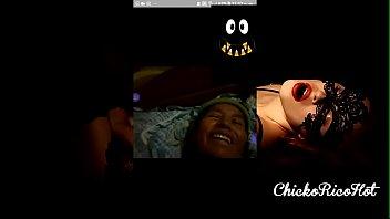 VIDEOLLAMADA: Cholita Boliviana (50) se me entrega por la cámara. #7