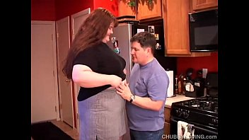 Fat wife sucks boys Beautiful beefy bbw gives an amazing sloppy blowjob