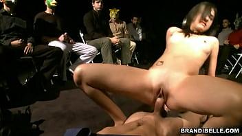 Sex While Strangers Watch - Brandi Belle