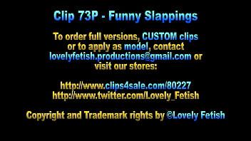 Clip 73P Funny Slappings - MIX - Full Version Sale: $10 30 sec