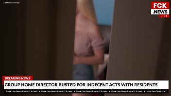 Fck News - Group Home Director Caught Having Sex With Residents