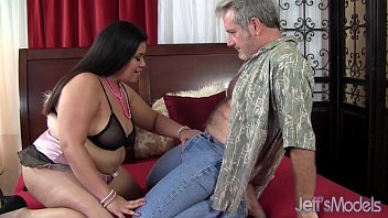 Asian Plumper Tyung Lee Shows An Old Guy What Fucking's All About