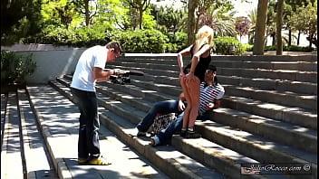 Making Of Sexo en Pleno Parque