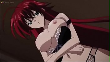 High School DxD Just the Girls Scenes .