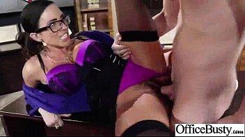 Sex In Office With Slut Horny Bigtits Girl (ariella danica) mov-06