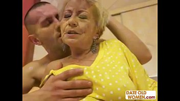 Grandma choking on cock - Cum on granny compilation p2