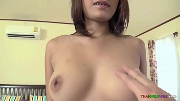 Thai girl with braces and nice booty fucks raw dog Vorschaubild