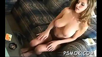 Hot playgirl smoking and sucking