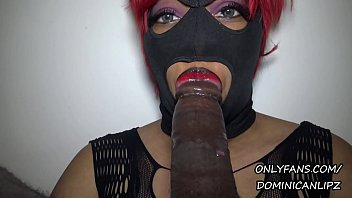 2 Cumshots After Incredible Sloppy Head From Dominican Lipz- onlyfans.com/dominicianlipz