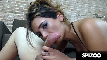 Huge Cock is what Spanish babe Penelope Cum Loves the most - Spizoo