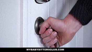 MyBabySittersClub - Babysitter (Jillian Janson) Fucked By Huge Cock 9 min