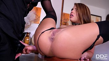 Incredibly hot XXX fuck shows Milf Adriana Chechik riding big dick with ass