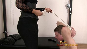 Female domination san luis obispo - Mistress dominating a loser with her big butt