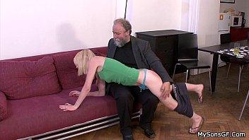 Older man y. woman oral exchange 6分钟