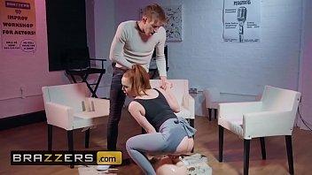 (Ella Hughes, Danny D) - ZZ Improv  Sex And - Brazzers