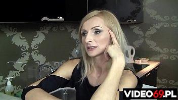 Polish porn - MILF teacher fucked by student
